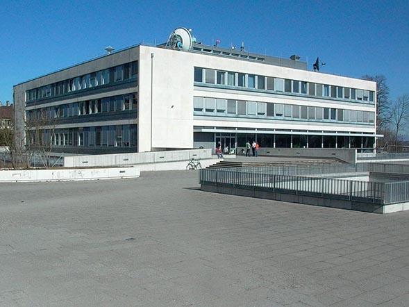 Titleimage: Physics Institute