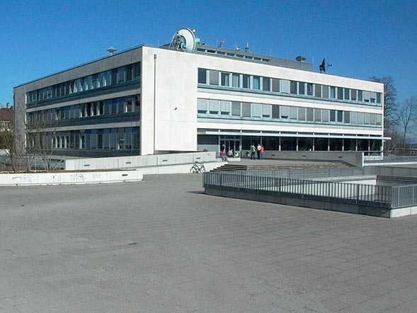 Titleimage: Physics Institute